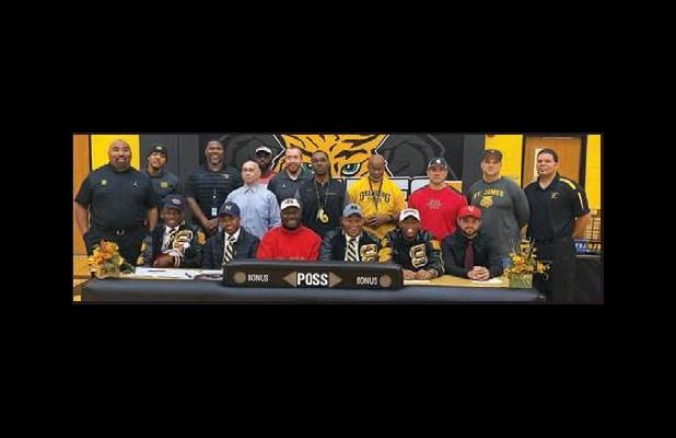 Six Wildcats To Take Football Talents To Next Level