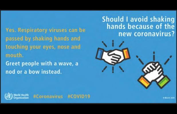 Parish Prepares For Impact Of Coronavirus - Here's How To Stay Informed On A Local Level