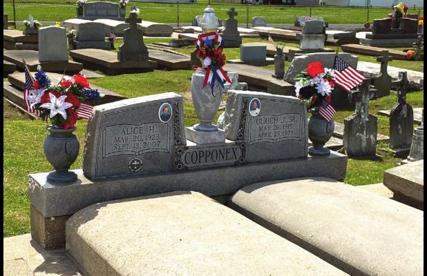 In Honor Of Memorial Day VFW Places More Than 1,700 Flags On Gravesites Of Local Veterans