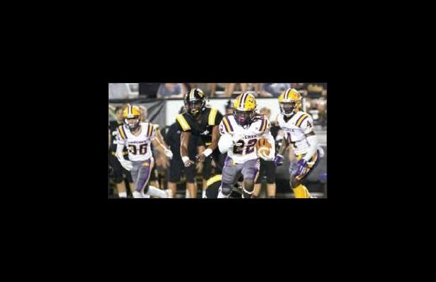 Gators Rally To Take 39-15 Win Over Bulldogs