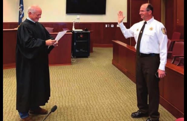 Sheriff Willy Martin, Jr. Begins Eighth Term As Parish's Top Law Enforcer