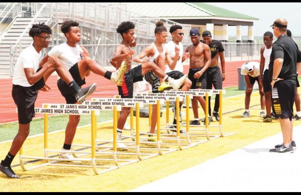 Under Strict Guidelines, Student Athletes Begin Summer Workouts