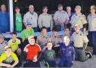 """The Boy Scouts of Troop 59 and Cub Scouts of Pack 59 would like to thank the St. James Parish Community for donating to their yearly """"Scouting for Food"""" food drive. The kids collected over 5100 pounds of donations for the St. Vincent DePaul food pantr"""