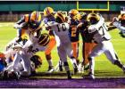 Late Game, 94-Yard Drive Puts Wildcats On Top Of Bulldogs