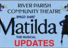 """RPCT Moves """"Matilda"""" Audition Dates"""