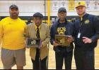 Basketball Coaches John Brass And Lionel Ezidore Named Wildcat Legends